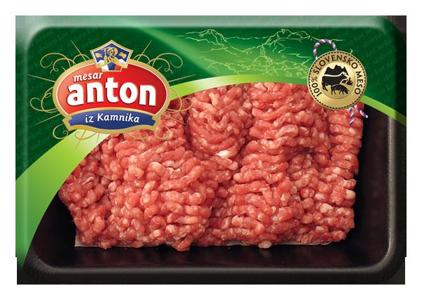 Mleto mešano meso
